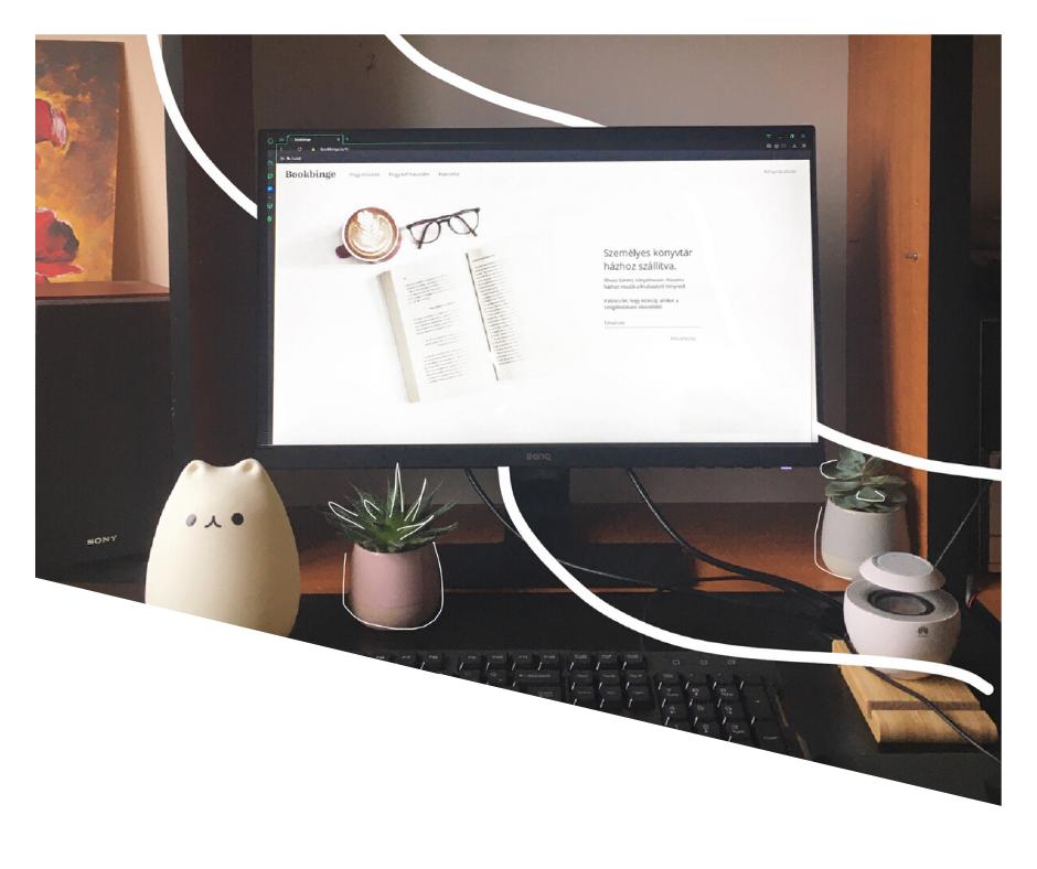 Bookbinge desktop